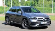 Essai Mercedes GLA (2020) : un vrai SUV