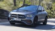 Premier essai mesuré du nouveau Mercedes GLA 2020