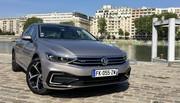 Essai Volkswagen Passat GTE (2020) : une mise à jour bien légère