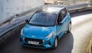 Essai Hyundai i10 2020 : Taillée pour la ville
