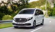 Mercedes EQV 300 : une autonomie de 350 km