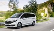 Mercedes EQV 2020 : prix, motorisation et style