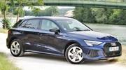 Essai Audi A3 Sportback (2020) : en quête de leadership