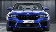 Bientôt la nouvelle BMW M5 restylée