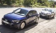 Essai comparatif : l'Audi A3 Sportback 2020 défie la BMW Série 1 !