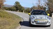Essai Mini Cooper SE Electrique 2020 : Branchée à double titre