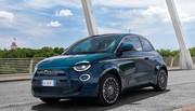 La nouvelle Fiat 500 électrique dévoile sa version berline