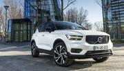 Le Volvo XC 40 hybride rechargeable éligible au nouveau bonus