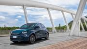 Fiat 500 « La Prima » Berline 2020 : Une nouvelle série limitée de lancement