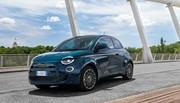 Fiat 500 La Prima : en berline