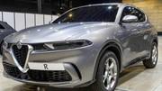 Alfa Romeo Tonale (2021) : des dessous de Jeep Compass