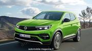 Le nouveau Mokka annonce le visage des futures Opel