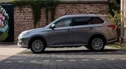 Mitsubishi a écoulé 250 000 Outlander PHEV