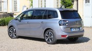 Citroën C4 SpaceTourer : avenir incertain