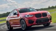 Essai BMW X4 M Competition : 510 chevaux dans un SUV ?