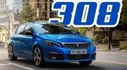 Nouvelle Peugeot 308 : des changements qui ne changent rien !