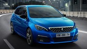Peugeot 308 restylée : toutes les photos et informations