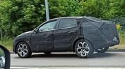 Les premières photos du futur SUV-coupé Renault Arkana en France