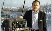 Porsche pleure le décès de son célèbre ingénieur Hans Mezger