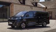 Citroën lance son van électrique E-Spacetourer
