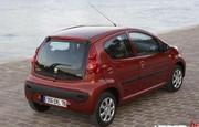 Peugeot 107 : Pétillante mais restylée !
