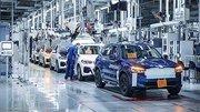 La première BMW électrique viendra de Chine