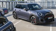 Mini John Cooper Works : un GP pack pour le look