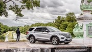 Le Ford Explorer PHEV arrive en Europe