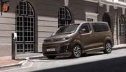 Citroën E-Spacetourer 2021: électrique, 9 places et jusqu'à 330 km d'autonomie