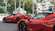 """Ferrari dévoile le court-métrage """"Le grand rendez-vous"""" réalisé par Claude Lelouch"""