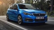 Peugeot 308 (2020) : disponible à partir de 24 300 euros