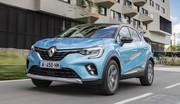 Renault Captur hybride rechargeable : premier essai du Captur E-Tech