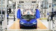 Fin de partie pour la BMW i8