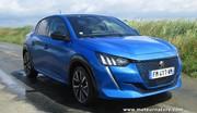 Essai Peugeot e-208 : La plus fun des petites électriques