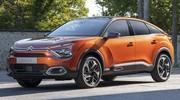 Les premières photos et informations sur les nouvelles Citroën C4 et ë-C4