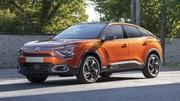 Nouvelle Citroën C4 : la voici !
