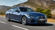 BMW défend fermement la calandre gigantesque de la nouvelle Série 4