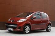 Facelift Peugeot 107