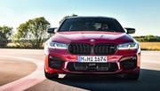 BMW M5 Compétition 2020 : La routière radicale se refait une beauté
