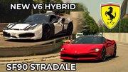 La future Ferrari étrangement silencieuse