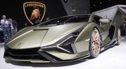 Lamborghini abandonne définitivement les salons automobiles