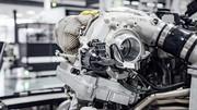 Mercedes-AMG dévoile son nouveau turbocompresseur électrifié