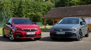 Comparatif vidéo Peugeot 308 VS Volkswagen Golf : combat de chef
