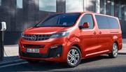 Opel dévoile le Zafira-e Life, un monospace 100 % électrique