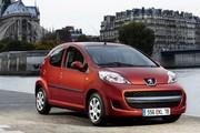 Peugeot 107 : Lifting, la 107 aussi