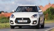 Essai Suzuki Swift Sport Hybrid 2020
