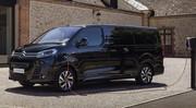 Citroën ë-Spacetourer : le van électrique des Chevrons