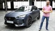 Cupra Formentor (2020) : découvrez le SUV sportif en vidéo