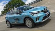 Essai et mesures du Renault Captur E-Tech hybride rechargeable