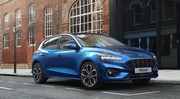 Ford Focus EcoBoost Hybrid : la compacte en mode hybridation légère